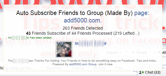 add to group