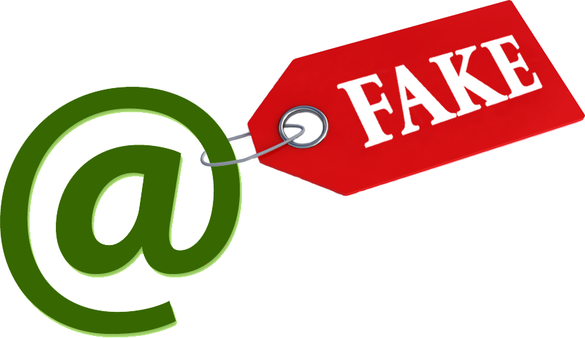 how to make fake email id