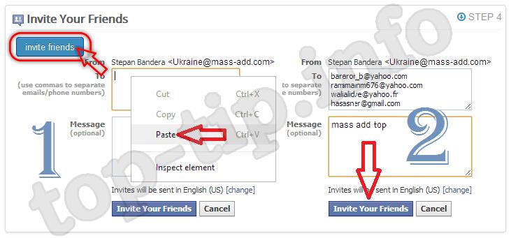 invite friend tip